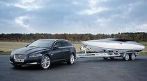 Jaguar Concept Speedboot
