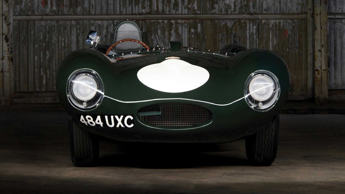 Jaguar D-Type (1955)