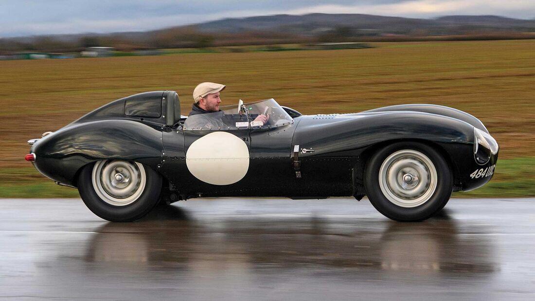 Jaguar D-Type (1955)
