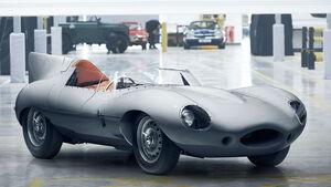 Jaguar D-Type Neuauflage