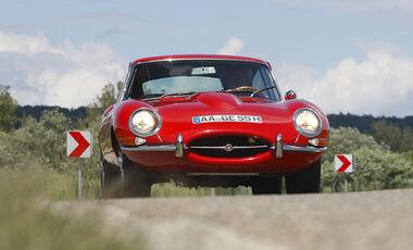 Jaguar E Coupe 4.2, Serie I