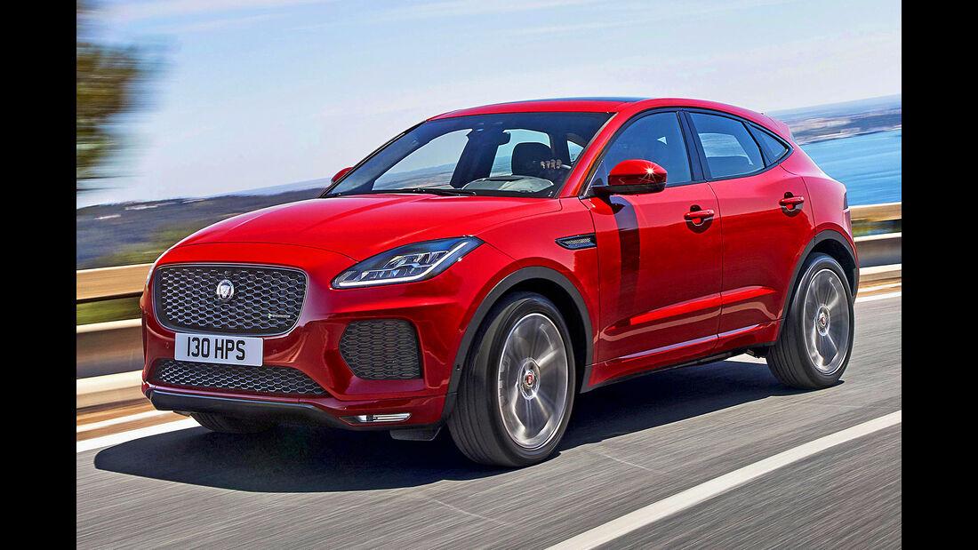 Jaguar E-Pace, Best Cars 2020, Kategorie I Kompakte SUV/Geländewagen