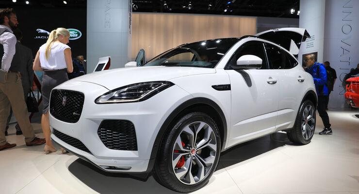 Jaguar E-Pace IAA 2017
