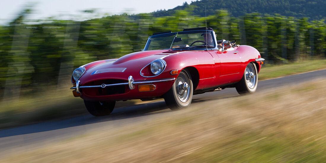 Jaguar E-Type 4.2 Serie 2 (1969)
