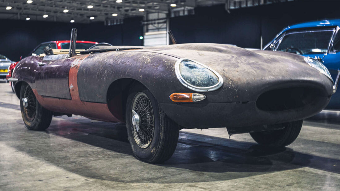 Jaguar E-Type 4.2 Series 1 (1964)