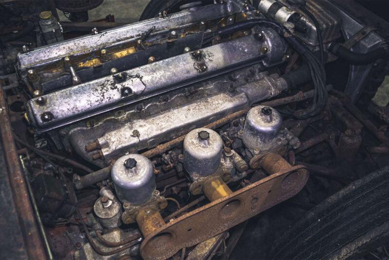 Jaguar E-Type 4.2 Series 1 (1964)