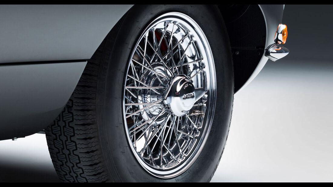 Jaguar E-Type 60th Continuation (2021)