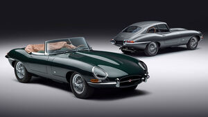 Jaguar E-Type 60th Continuation (2021)
