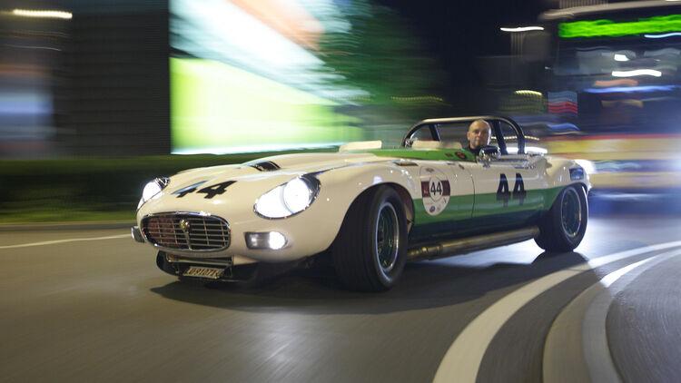 Jaguar E-Type Group 44 im Fahrbericht: Jag the Ripper - auto