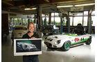 Jaguar E-Type Group 44, Simone Dönni, Kalenderblatt