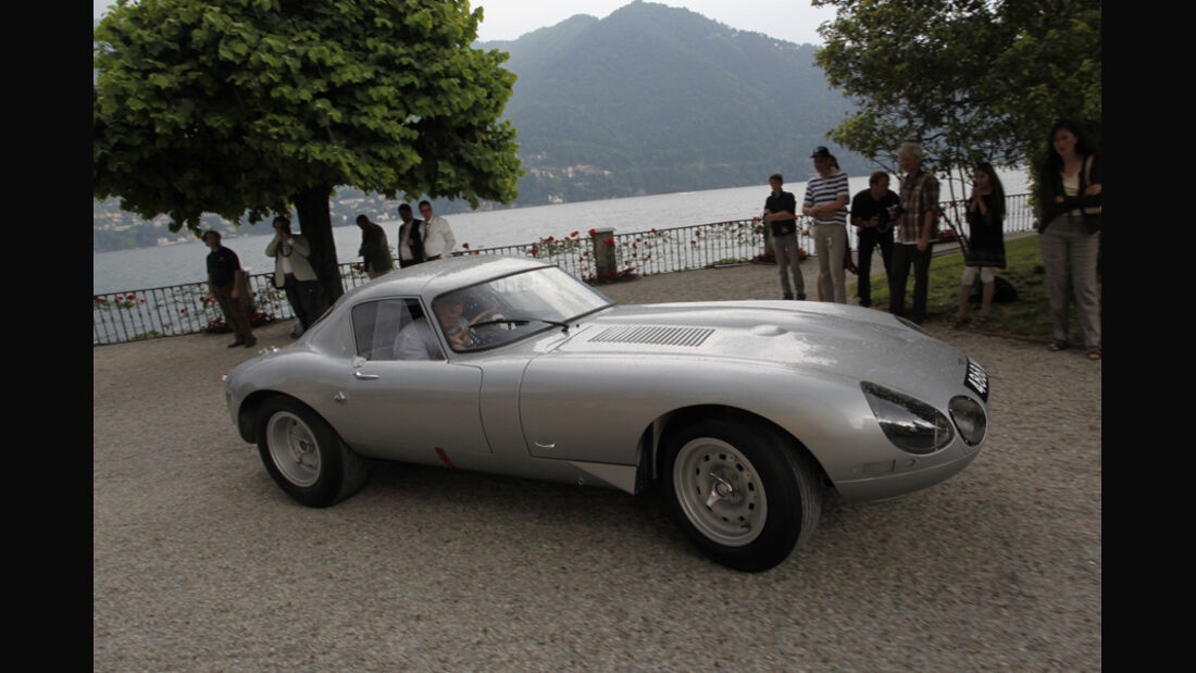Jaguar, E-Type Lightweight, Low Drag Coupé, Jaguar, 1963, Peter Neumark, UK