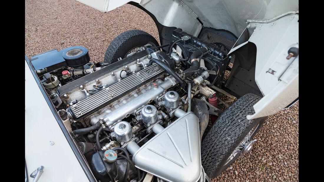 Jaguar E-Type, Motor