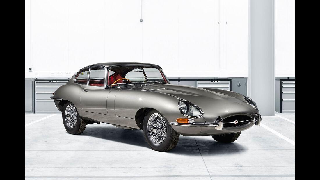 Jaguar E-Type Reborn