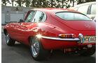 Jaguar E-Type S1 FHC, 1962