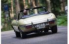Jaguar E-Type S2, Heckansicht