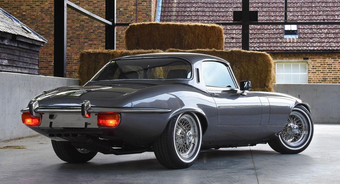 Jaguar E-Type S3 V12 6.1