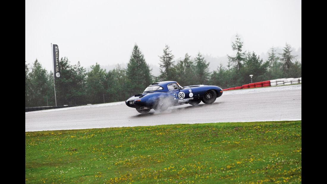 Jaguar E-Type, Sandy Watson