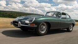 Jaguar E-Type Series 1 3.8-Litre Coupé (1961)