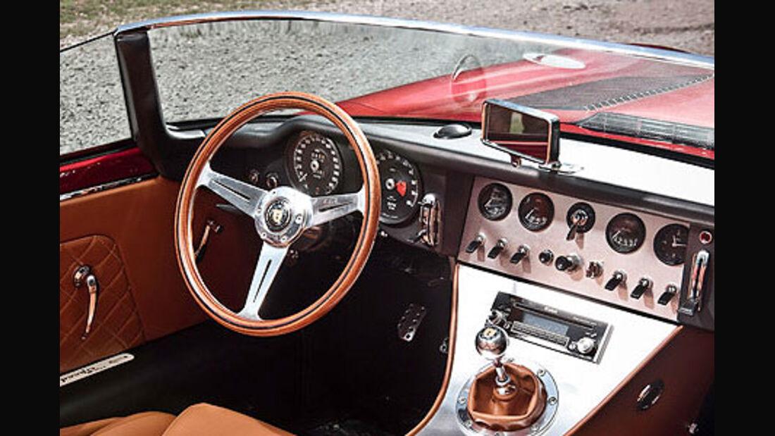 Jaguar E-Type Speedster Concept