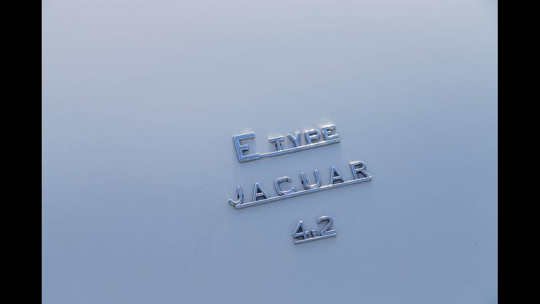 Jaguar E-Type, Typenbezeichnung