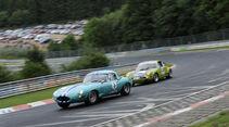 Jaguar E-Type beim AvD Oldtimer Grand-Prix 2010 - Historic Marathon