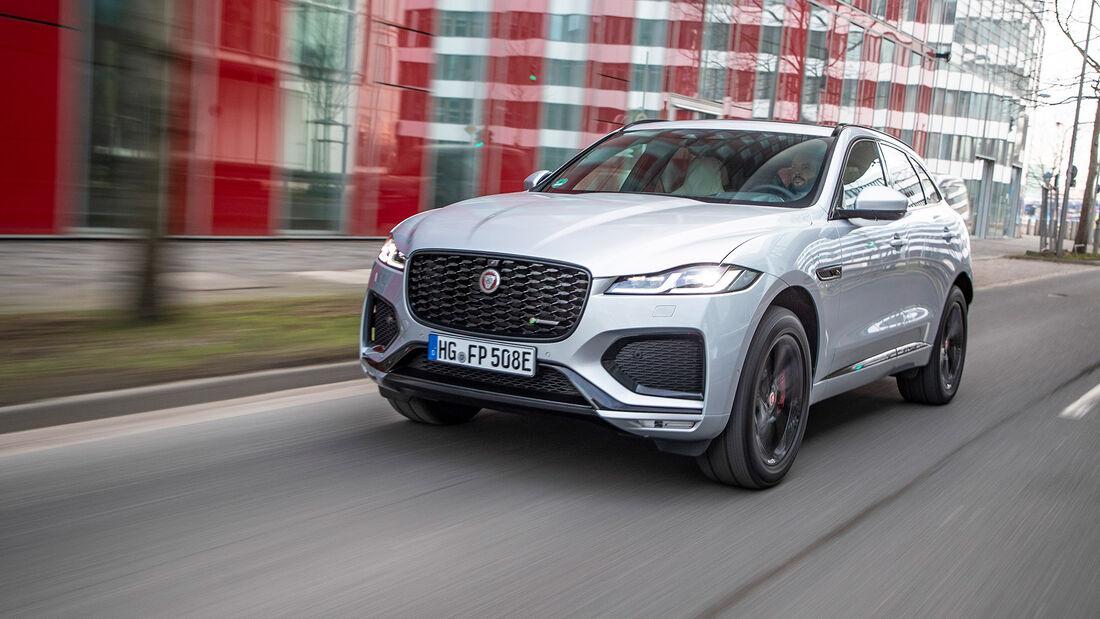 Jaguar F-Pace PHEV 2021