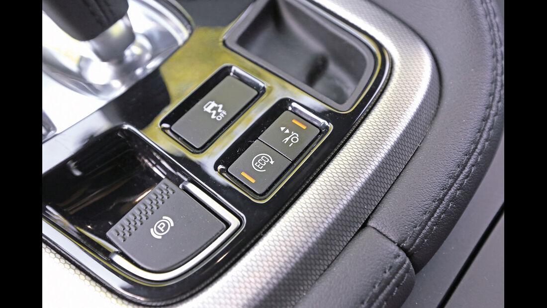 Jaguar F-Type 3.0 V6 Coupé, Bedienelemente