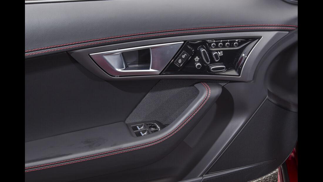 Jaguar F-Type 4x4, ams2015, Tür