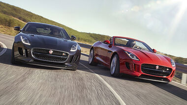 Jaguar F-Type AWD