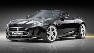 Jaguar F-Type Cabrio von Piecha