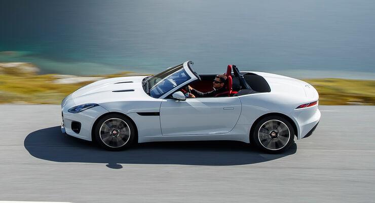 Jaguar F-Type Cabriolet 2.0