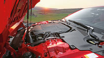 Jaguar F-Type Coupé, Motor