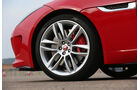 Jaguar F-Type Coupé, Rad, Felge, Bremse