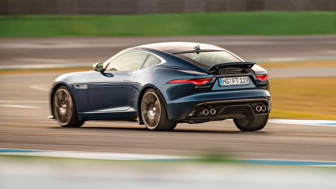 Jaguar F-Type, Exterieur