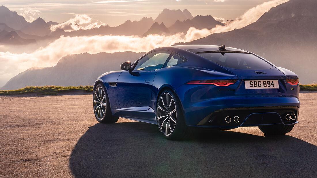Jaguar F-Type Facelift 2019