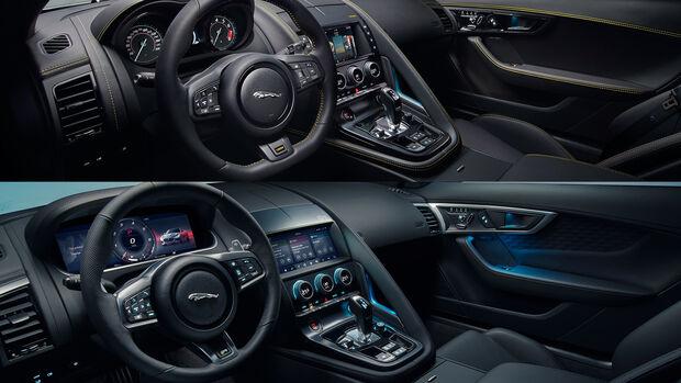 Jaguar F-Type Facelift 2019 / 2020