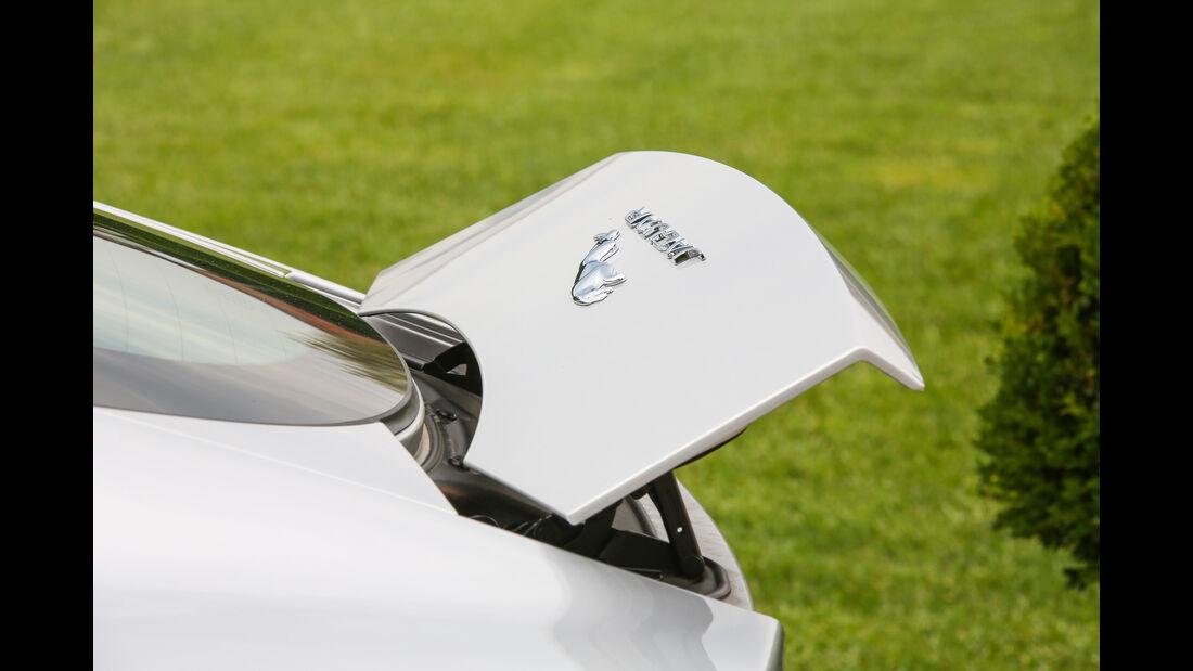 Jaguar F-Type Facelift Fahrbericht Modelljahr 2018
