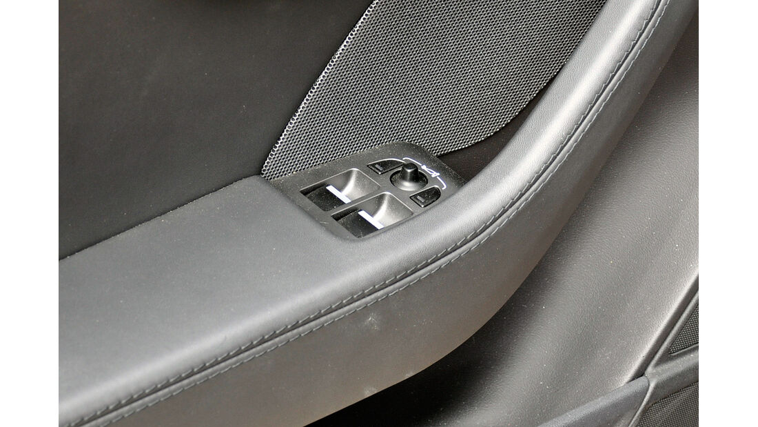 Jaguar F-Type, Fensterheber elektrisch