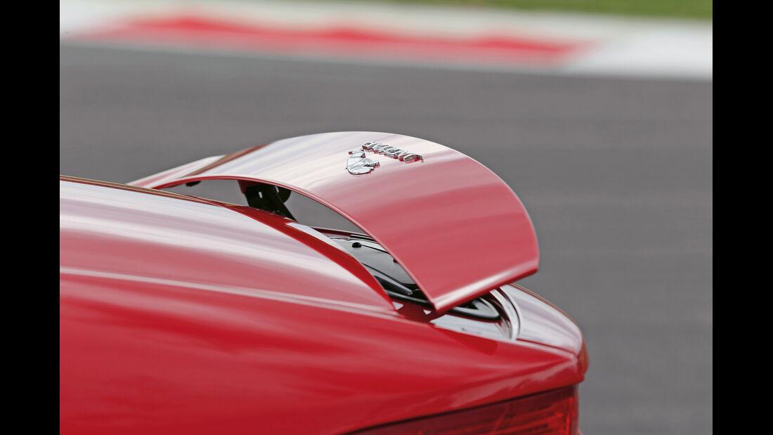 Jaguar F-Type, Heckspoiler
