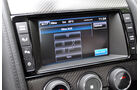 Jaguar F-Type, Infotainment, Touchscreen