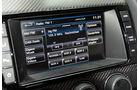 Jaguar F-Type, Infotainment, Touchscreen