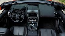 Jaguar F-Type, Innenraum, Cockpit