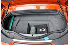 Jaguar F-Type, Kofferraum