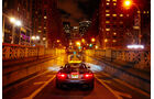 Jaguar F-Type Park Avenue Tunnel New York