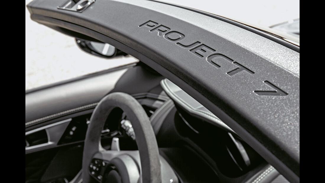 Jaguar F-Type Project 7 - Sportwagen