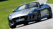 Jaguar F-Type R AWD Cabriolet, Frontansicht