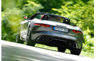 Jaguar F-Type R AWD Cabriolet, Heckansicht