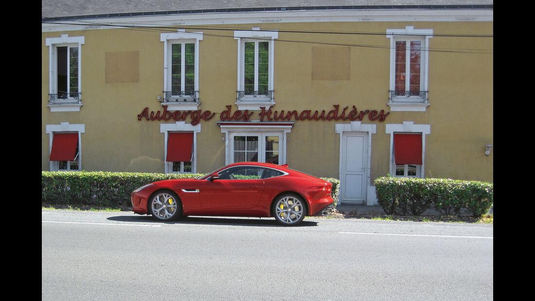 Jaguar F-Type R AWD Coupé, Le Mans
