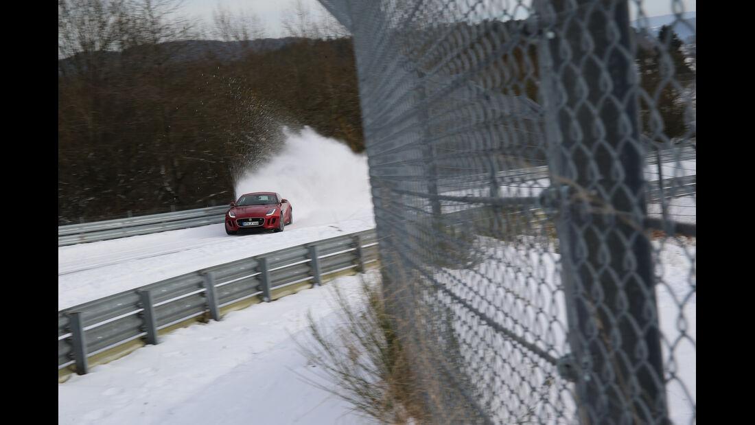 Jaguar F-Type R AWD Exterieur