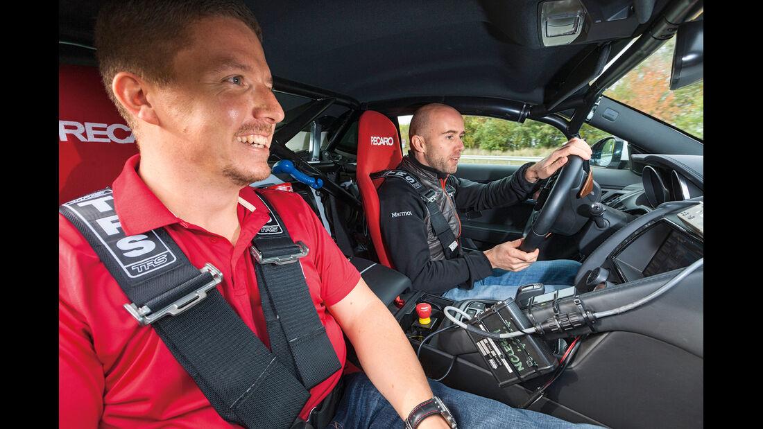 Jaguar F-Type R Coupé, Nordschleife, Jens Dralle